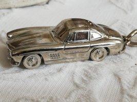 Mercedes Benz Collection Llavero color plata