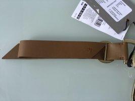 Liebeskind Berlin Key Chain light brown leather