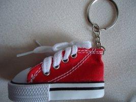 Portachiavi rosso mattone
