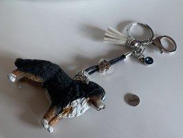 Schlüsselanhänger / Taschenbaumler Berner Sennenhund
