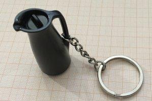 Key Chain black-light grey