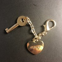 Orsay Key Chain gold-colored