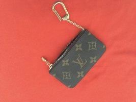 Louis Vuitton Porte-clés bronze lin