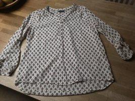 Schlupfbluse aus Baumwolle für Frauen Größe XL