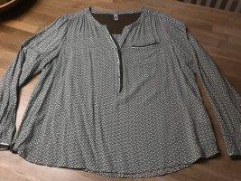 Schlupfbluse Viskose-Bluse von soyaconcept Größe XL