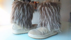 Skechers Snow Boots sand brown