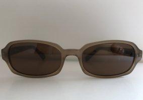 Calvin Klein Okulary przeciwsłoneczne szaro-brązowy