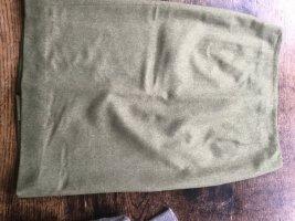 Ann Taylor Ołówkowa spódnica oliwkowy