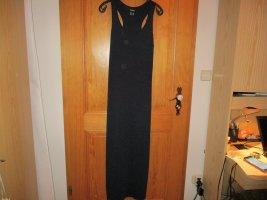 Schmales langes Shirt Kleid