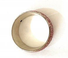 Vintage Bangle veelkleurig