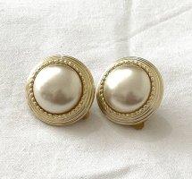 Vintage Pearl Earring multicolored