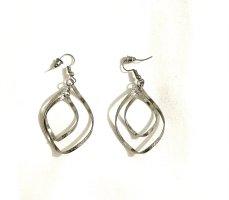 Vintage Necklace silver-colored