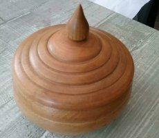 Collier brun sable