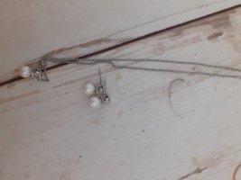 Silver Chain silver-colored-white
