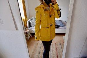 Schmuddelwedda Chubasquero amarillo Poliéster