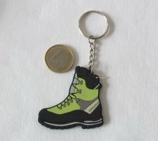 Arbotec Key Chain black-green mixture fibre