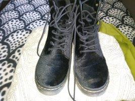Deichmann Chukka boot noir tissu mixte
