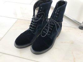 Fru.it Desert Boots dark blue