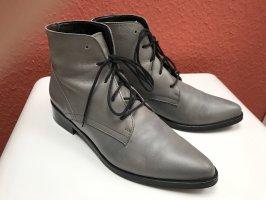 BC Collection Stivaletto stringato grigio-nero