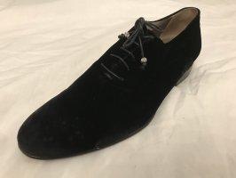 aldo brue Zapatos brogue negro Terciopelo