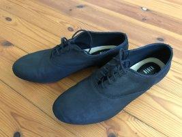 Bloch Chaussures à lacets noir