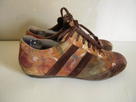 Airstep Lace Shoes multicolored leather