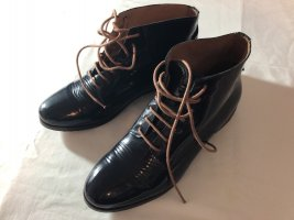 5 th Avenue Ankle Boots dark blue