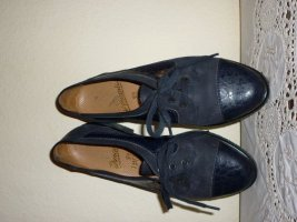 Mary Janes black leather