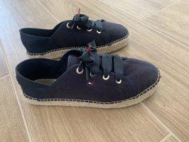 Schnürschuhe, Sneakers, Tommy Hilfiger, NEU, Gr. 41, dunkelblau