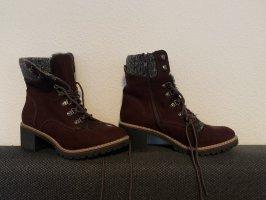 Landrover Aanrijg laarzen bordeaux