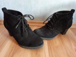 CityLine Sandały sznurowane czarny