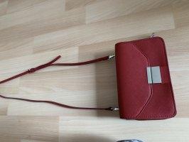Schön rote Tasche