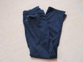 Schöne bequeme schwarze Hose Größe 44