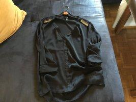 Schöne Bluse schwarz, Gr.36