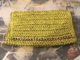 H&M Kopertówka żółty neonowy