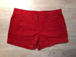 QS by s.Oliver Corduroy Trousers carmine