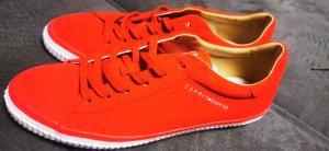 Schöne Esprit Sneaker rot 40 neu mit Etikett