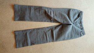 Gerry Weber Boot Cut Jeans grey cotton