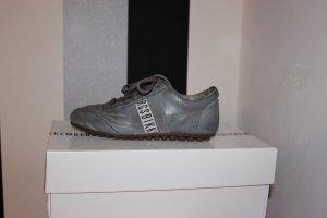 Bikkembergs Sneakers grey leather