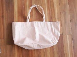 Schöne große Handtasche Shopper in hell rosa
