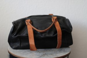 Börse in Pelle Handbag black leather