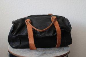 Schöne Leder Tasche von Borse in Pelle
