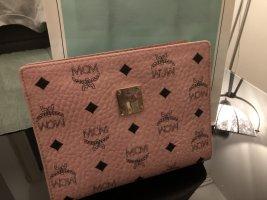 MCM Bolso de mano rosa