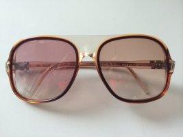 Nina ricci Occhiale da sole marrone-rosso-arancione chiaro Materiale sintetico