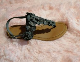 Pesaro Flip-Flop Sandals dark grey