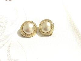 Vintage Orecchino di perle multicolore