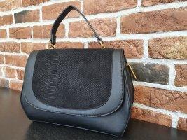 Schöne schwarze große Handtasche NEU