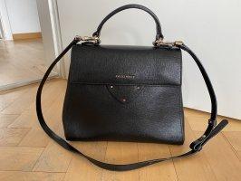 Schöne schwarze Handtasche von Coccinelle, Neu!