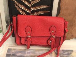 Primark Gekruiste tas rood