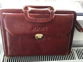 Joop! Porte-documents rouge carmin
